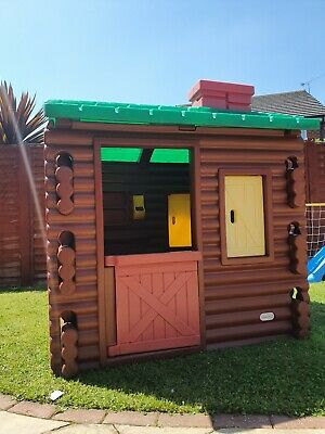 Little Tikes Log Cabin • 42£