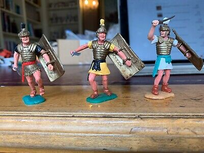 Timpo Standing Romans X3 In Very Good Condition  • 26.50£