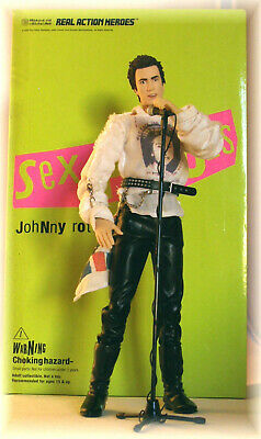 Sex Pistols 12 Inch Action Figure - Johnny Rotten - The Doll Works • 185£