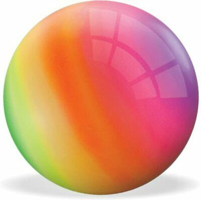 Rainbow Kid's Child  PVC Ball 23cm Football Beach Ball • 4.99£
