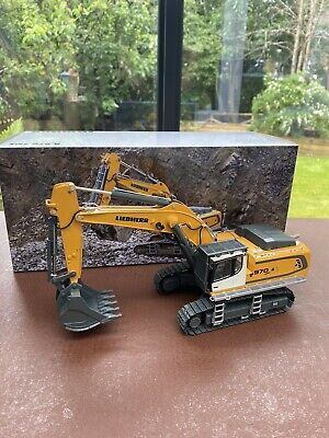 Excavator LIEBHERR R970 ME 2020 New In Box 1/50 • 135£