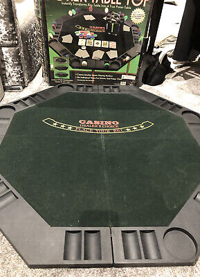 Cardinal Poker Table Top With Box • 5£