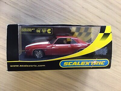 Scalextric C2573 Chevrolet Camaro 'SS' Street Car- Boxed • 40£