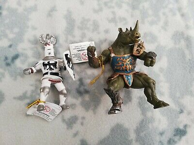 Papo Knight And Other Character  • 1£