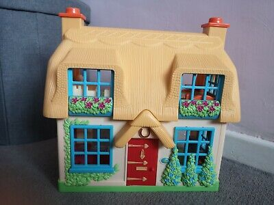 Elc Happyland Cottage And Family, Fully Furnished And With Fun Sounds • 5£