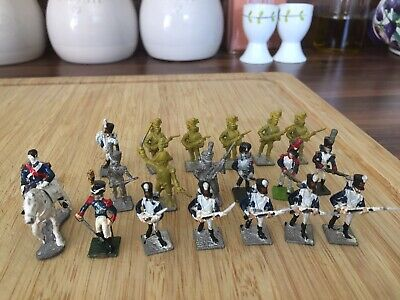 25mm Hinchliffe Napoleonic French And Polish Infantry X19 • 14£
