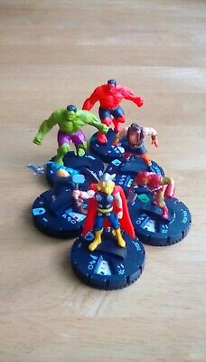 Marvel Heroclix The Mighty Thor Lot • 1£