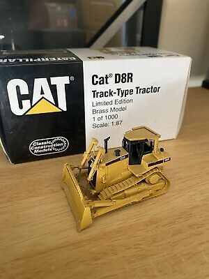 CCM Cat D8R Dozer 1/87 Brass Model • 295£
