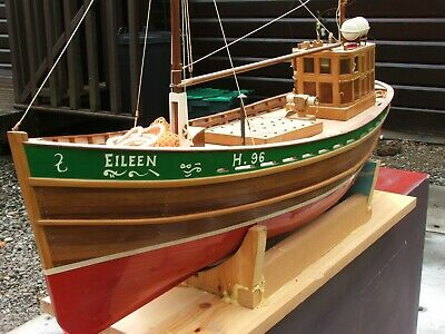 Eileen Fishing Boat-1/20th Scale-  Stunner.... • 400£
