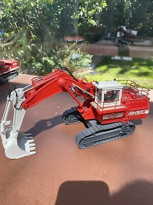 O&K RH90 OHS Backhoe Mining Model RARE 1/50 • 1,175£