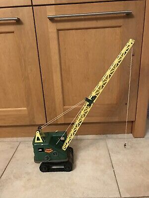Vintage Lumar Contractors High Lift Mobile Crane  • 50£