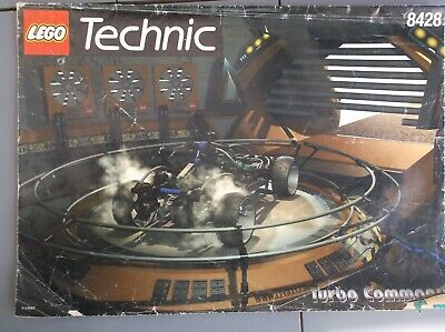 Lego Instructions Only Technic 8428 Turbo Command • 3£
