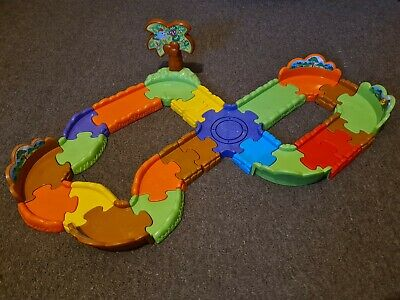 Vtech Toot Toot Animals Track  Set,CLEAN CONDITION • 13.90£
