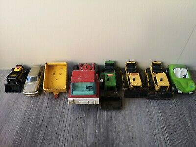 Collection Of 8 Vintage Tonka Toys  • 9.99£