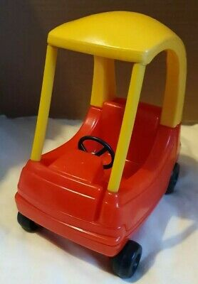 Little Tikes VINTAGE Cosy Coupe Car For Dolls House - Rare • 10.99£