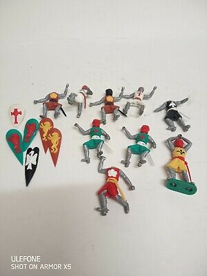 Vintage Timpo Toy Knights Lot  • 7.50£