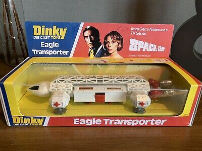 Dinky Toys 359 Eagle Transporter 359 Space 1999 Boxed • 109.99£