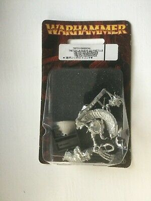 Games Workshop. Warhammer. Tretch Craventail. Skaven Character. Warhammer • 11.50£