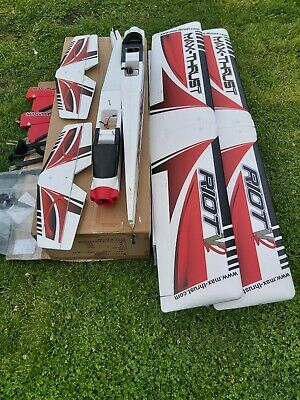 Max Thrust Riot V2 With Lots Spare Parts • 141£