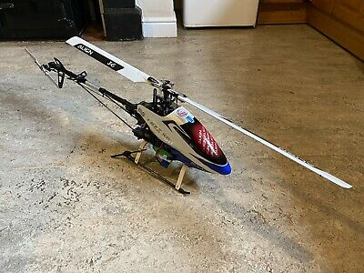 Trex 500 Helicopter RTF Complete Starters Kit • 600£