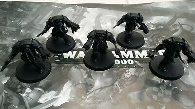 Warhammer 40k Genestealer Cult Genestealers Purestrains X8 NEW SEE DESCRIPTION • 15.99£