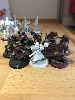 Holy Zealots. Unit. Protectorate Of Menoth. • 23£
