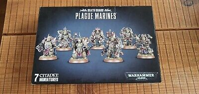Death Guard Plague Marines • 10£