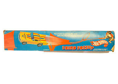 Vintage Hot Wheels T- Bird Tossup 1978 With Yellow Car No 2386 • 19.99£