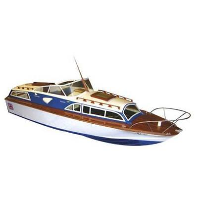 Precedent Fairey Huntsman 31 Model Boat Kit 34  Wooden Hull • 149.99£