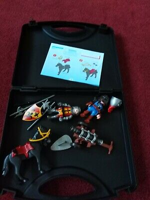 Playmobil Knights Carry Case Set 5972 • 4.99£