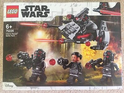 Lego Star Wars Inferno Squad Battle Pack (75226) NEW • 19.99£