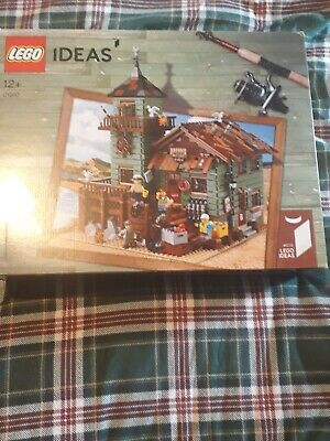 Lego Ideas Old Fishing Store (21310) • 140£