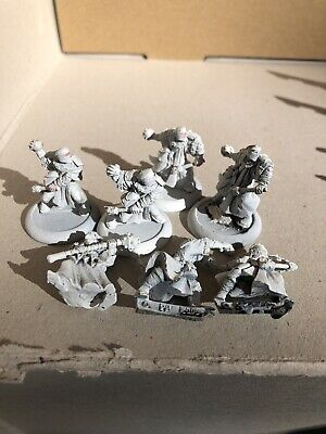 Holy Zealots. Unit. Protectorate Of Menoth. • 10£
