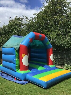 Bouncy Castle (12ft X 12ft) With Air Blower • 225£