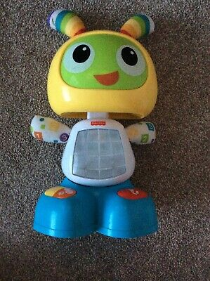 Fisher-Price DYM81 Bright Beats Dance And Move BeatBo Toy • 2.99£