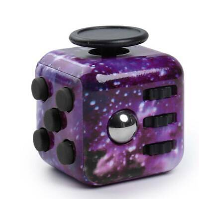 Fidget Cube Children Special Adults Stress Anxiety Relief Desk Fiddle Toy ADHD • 2.99£