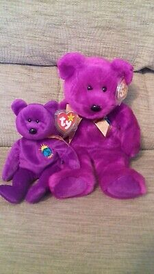 Millennium Ty Beanie Baby And Buddy • 10£