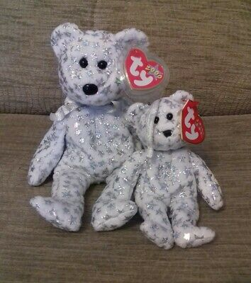 The Beginning Ty Beanie Baby And Jingle • 3£