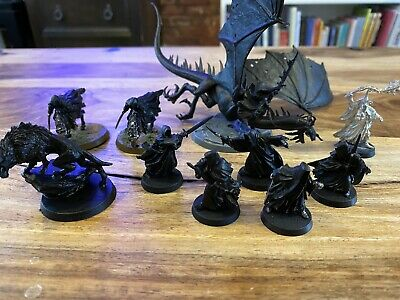 Lord Of The Rings Warhammer Angmar Team • 70£