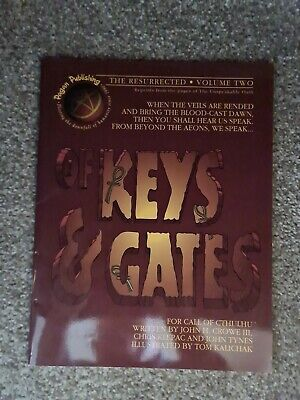 Call Of Cthulhu Of Keys And Gates • 39.99£