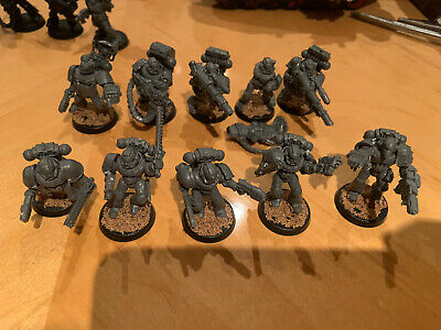 Space Marine Heavy Weapons Team And Jet Pack Unit • 1.20£