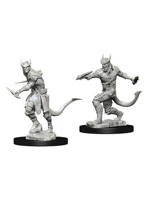 Dungeons & Dragons Nolzur's Marvelous Miniatures Tiefling Male Rogue WZK73338 • 5.49£