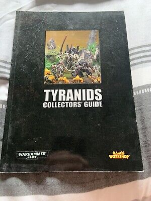 Warhammer 40K Tyranids Collector's Guide  • 0.99£