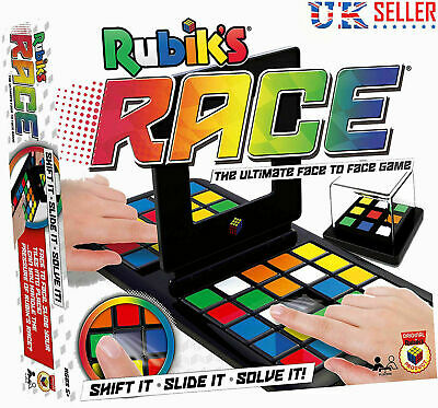Fun Magic Block Game - Kids & Adults Family Party Board Game Rubiks Race Party-- • 16.25£