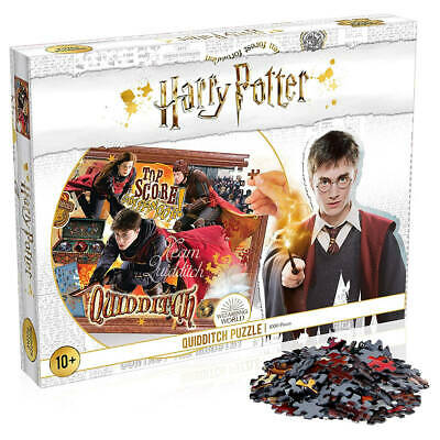 Harry Potter Quidditch Jigsaw 1000 Piece Puzzle • 11.99£