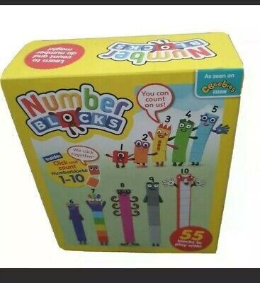 Numberblocks Cbeebies Games  Activity Cards Numeracy  Autism Home Schooling 2020 • 6.99£