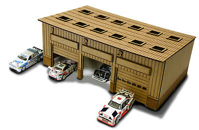 The Pits 1/64th Scale Garage Kit For Hot Wheels, Matchbox & Other Diecast Cars • 42.99£
