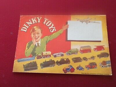 Dinky Toys Catalogue Repro • 6£