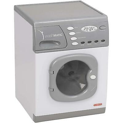 Casdon Electronic Washing Machine Toy With Spinning Drum On/Off 2 Speeds & Sound • 25.13£