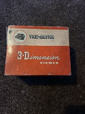 Vintage Retro Viewmaster Sawyer • 10£